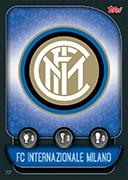 Champions League Match Attax 2020<br />Internazionale Cards