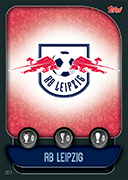 Champions League Match Attax 2020<br />RB Leipzig Cards
