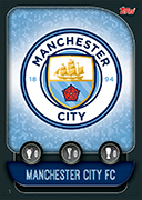 Champions League Match Attax 2020<br />Manchester City Cards