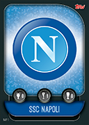 Champions League Match Attax 2020<br />Napoli Cards