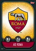 Champions League Match Attax 2020<br />Roma Cards