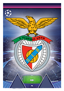 Champions League Match Attax Extra 2019<br />Benfica Cards