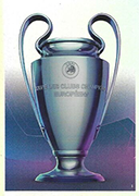 Champions League Match Attax Extra 2019<br />Logos Cards