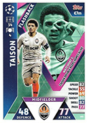 Champions League Match Attax Extra 2019<br />Flashback Cards