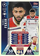 Champions League Match Attax Extra 2019<br />Group Stage MVP Cards