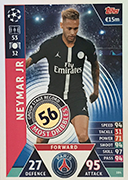 Champions League Match Attax Extra 2019<br />Group Stage Record Cards