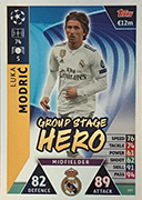 Champions League Match Attax Extra 2019<br />UCL Hero Cards