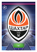 Champions League Match Attax Extra 2019<br />Shakhtar Donetsk  Cards