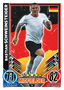 Match Attax England 2012 Germany Cards