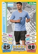 Match Attax England 2014 Argentina Cards