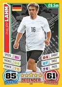 Match Attax England 2014 Germany Cards
