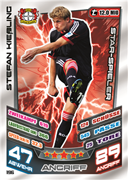 Germany Match Attax 2014 Star Players Cards