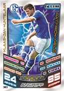 Germany Match Attax 2014 Hat Trick Heroes Cards