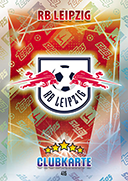 Germany Match Attax 2016 RB Leipzig Cards