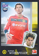 Germany Match Attax 2016 Kick Cards Cards