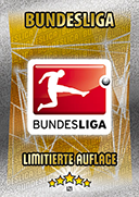 Germany Match Attax 2016 Limited Edition Cards