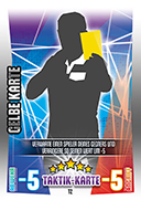 Germany Match Attax 2016 Tactic Cards Cards