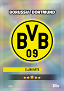 Germany Match Attax 2017<br />Borussia Dortmund Cards