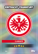 Germany Match Attax 2017<br />Eintracht Frankfurt Cards
