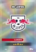 Germany Match Attax 2017 RB Leipzig Cards