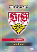 Germany Match Attax 2017 Stuttgart Cards