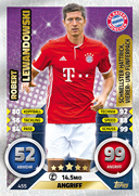 Germany Match Attax 2017<br />Hat Trick Heroes Cards