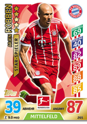 Germany Match Attax 2018 Star Players Cards
