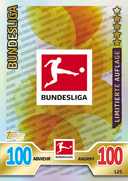 Germany Match Attax 2018 Club Badges Cards