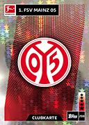 Germany Match Attax 2019 Mainz Cards