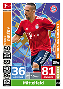 Germany Match Attax 2019 Bundesliga Moments Cards