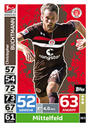 Germany Match Attax 2019 St Pauli Cards