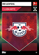 Germany Match Attax 2020 RB Leipzig Cards