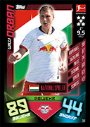 Germany Match Attax 2020 National Player Cards