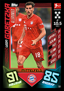Germany Match Attax 2020 Allrounder Cards