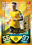 Germany Match Attax 2020 Limited Edition Cards
