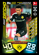 Germany Match Attax 2020 On-Demand Cards