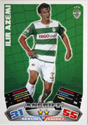 Germany Match Attax Extra 2013 Greuther Furth Card