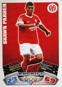 Germany Match Attax Extra 2013 Mainz Cards