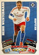 Germany Match Attax Extra 2013 Captains Cards