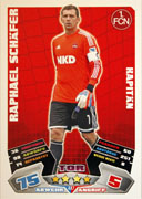 Match attax germany extra 2013 football trading cards - Mobelhaus schafer dusseldorf ...