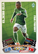 Germany Match Attax Extra 2013 Fan Favourites Card