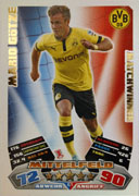 Germany Match Attax Extra 2013 Match Winners Cards