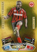 Germany Match Attax Extra 2013 Legends Cards