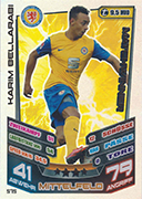 germany match attax extra 2014 football trading cards. Black Bedroom Furniture Sets. Home Design Ideas