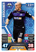 Germany Match Attax Extra 2015 Paderborn Cards