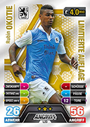 Germany Match Attax Extra 2015 Limited Edition Cards
