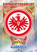 Germany Match Attax Extra 2016 Eintracht Frankfurt Cards
