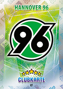 Germany Match Attax Extra 2016 Hannover Cards