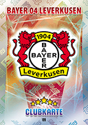 Germany Match Attax Extra 2016 Bayer Leverkusen Cards