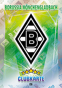 Germany Match Attax Extra 2016 Borussia Monchengladbach Cards